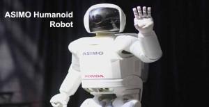 asimo humanoid robot