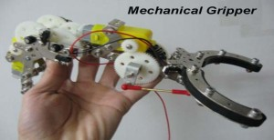 mechanical gripper