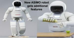 new asimo robot