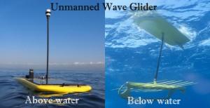unmanned wave glider