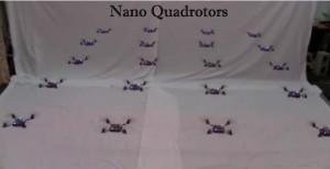 nanoquadrotors