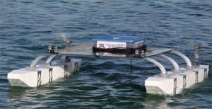 robotic planetary lake lander