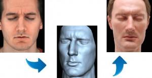 animatronics face cloning