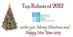 top robots 2012
